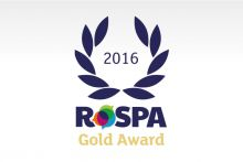 AESSEAL wins gold in the RoSPA Awards 2016