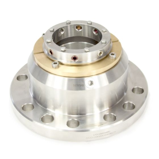 Mechanical Seal for Steam Turbines